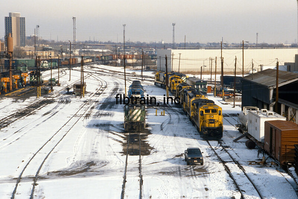 BN1991010506 - Burlington Northern, Denver, CO, 1/1991