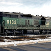 BN1973010001 - Burlington Northern, Kansas City, MO, 1/1973