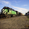 BN1994050505 - Burlington Northern, Harrisburg, OR, 5/1994