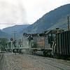 BN1988070107 - Burlington Northern, Palmer Lake, CO, 7/1988