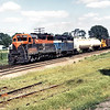 BN1971080571 - Burlington Northern, Mount Pleasant, IA, 8/1971
