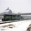 BN1991010305 - Burlington Northern, Denver, CO, 1/1991