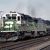 BN1989090026 - Burlington Northern, LaGrange, IL, 9/1989