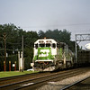 BN1989090023 - Burlington Northern, LaGrange, IL, 9/1989