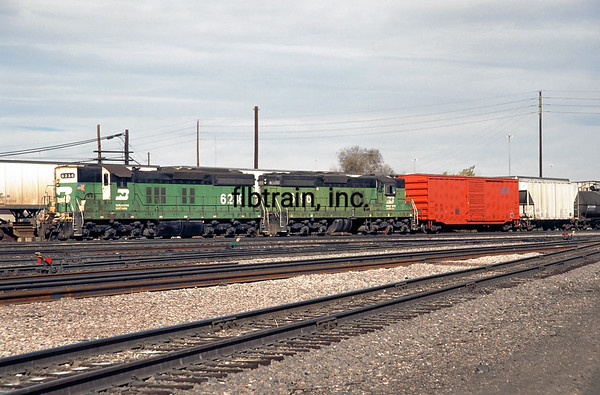 BN1994110019 - BN, Denver, CO, 11/1991