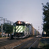 BN1989090017 - Burlington Northern, LaGrange, IL, 9/1989