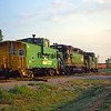 BN1991080002 - Burlington Northern, Lenexa, KS, 8/1991