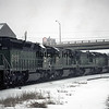 BN1991010614 - Burlington Northern, Denver, CO, 1/1991