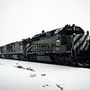 BN1991010607 - Burlington Northern, Denver, CO, 1/1991