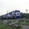BN1989060029 - Burlington Northern, Houston, TX, 6/1989