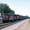 CBQ1969081439 - Burlington Route, LaGrange, IL, 8/1969