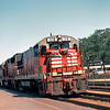 CBQ1969080438 - Burlington Route, LaGrange, IL, 8/1969