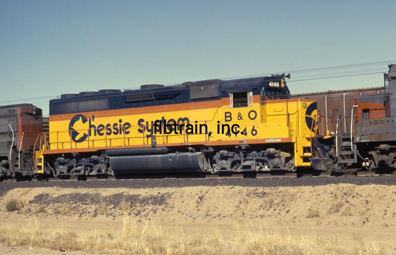 CO1973100001 - Chesapeake & Ohio, Tucson, AZ, 10/1973