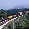 CO1982070004 - Chesapeake & Ohio, Albion, IN, 7/1982