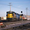 CNW1989060003 - Chicago & Northwestern, Fremont, NE, 6-1989