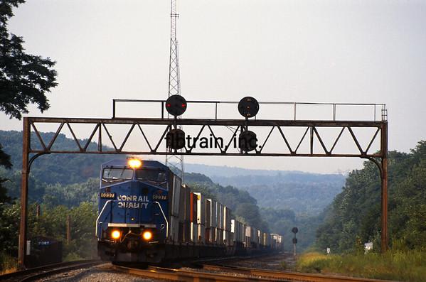 CR1996080023 - ConRail, Newport, PA, 8/1996