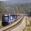 CR1992090012 - ConRail, Tunnel Hill, PA, 9/1992