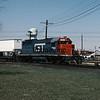 GT1982040001 - Grand Trunk Western, Durand, MI, 4/1982