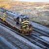 DTSL1982100204 - Detroit & Toledo Shore Line, Toledo, OH, 10/1982