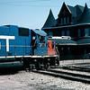 GT1982059205 -Grand Trunk Western, Durand, MI, 5-1982