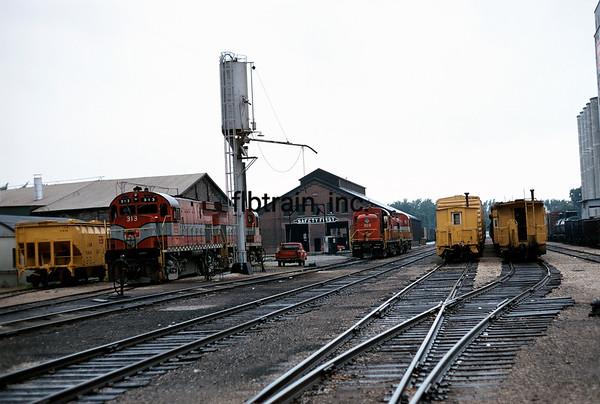 GBW1969080013 - Green Bay & Western, Green Bay, WI, 8/1969