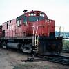 GBW1981090125 - Green Bay & Western, Kewaunee, WI, 9/1981
