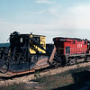 GBW1981090150 - Green Bay & Western, Kewaunee, WI, 9/1981