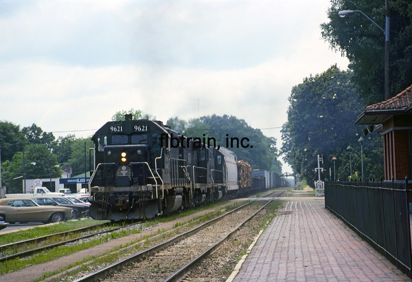 IC1991050009 - Illinois Central, Brookhaven, MS, 5/1991