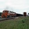 IC1974090002 - Illinois Central, Arcola, IL, 9/1974