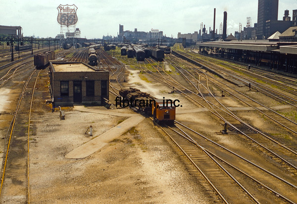 IC1957010001 - Illinois Central, Chicago, IL, 1/1957