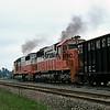 IC1974090003 - Illinois Central, Arcola, IL, 9/1974