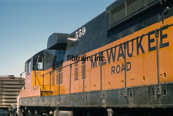 MR1974090141 - Milwaukee Road, Rapid City, SD, 9/1974