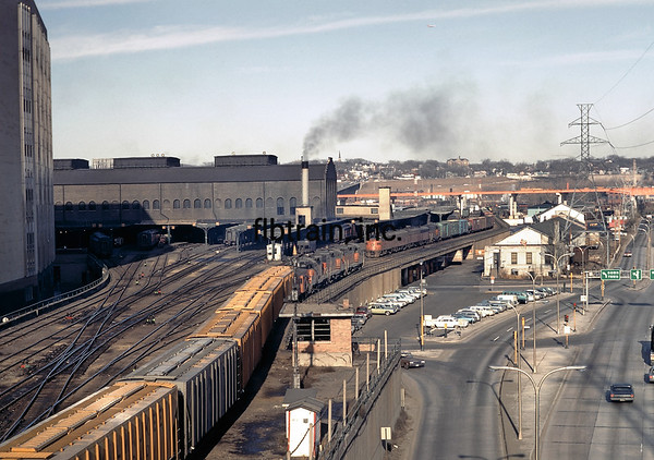MR1968030125 - Milwaukee Road, St. Paul, MN, 3/1968
