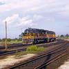 MR1974060152 - Milwaukee Road, Bensenville Yard, IL, 6/1974