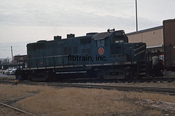 MP1975030001 - Missouri Pacific, Topeka, KS, 3/1975