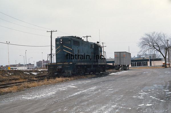 MP1975020001 - Missouri Pacific, Topeka, KS, 2/1975