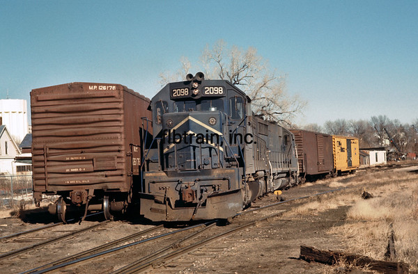 MP1976101524 - Missouri Pacific, Topeka, KS, 10/1976