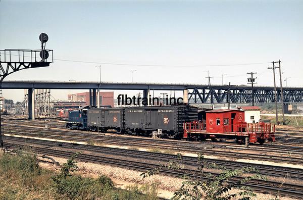 MP1968083331 - Missouri Pacific, Argentine, KS, 8/1968
