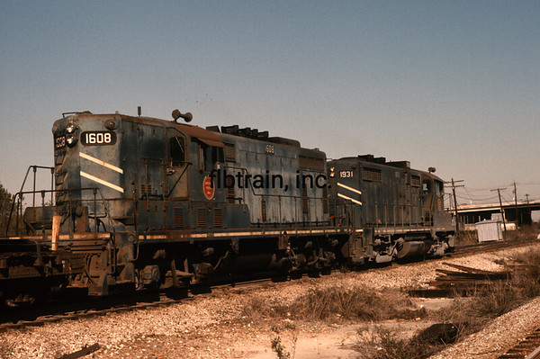 MP1975110002 - Missouri Pacific, Houston, TX, 11/1975