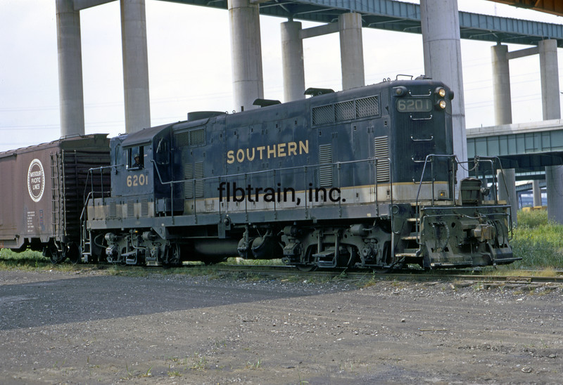SR1969080001 - Southern, East St. Louis, IL, 8/1969