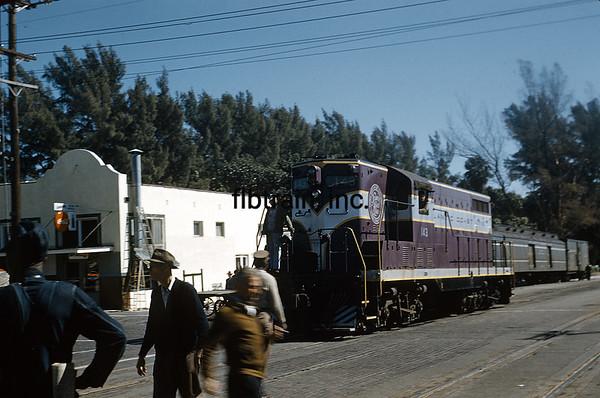 ACL1953020003 - Atlantic Coast Line, St. Petersburg, FL, 2/1953