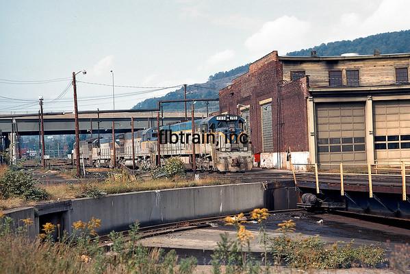 DH1973090016 - Delaware & Hudson, Binghampton, NY, 9/1973