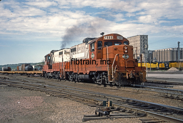 CC1989060022 - Chicago Central, Council BLuffs, IA, 6-1989