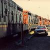 CN1988090001 - CN Narrow Gauge, St, John's Newfoundland, Canada, 9-1988