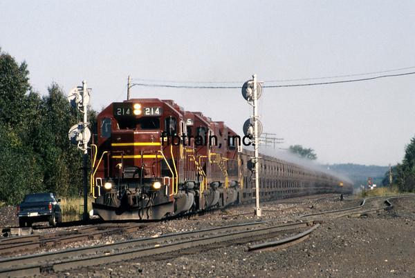 DMIR1995090033 - Duluth, MIssabe & Iron Range, Wolf, MN, 9/1995