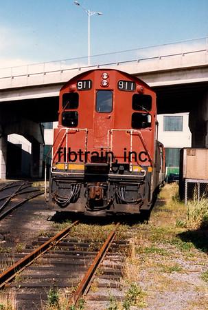 CN1988090005 - CN Narrow Gauge, St, John's Newfoundland, Canada, 9-1988