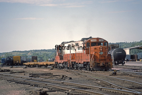 CC1989060025 - Chicago Central, Council Bluffs, IA, 6-1989