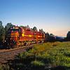 DMIR1995090002 - Duluth, Missabe & Iron Range, Eveleth, MN, 9-1995