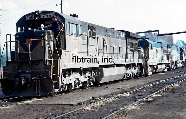 DH1973090010 - Delaware & Hudson, Binghampton, NY, 9/1973