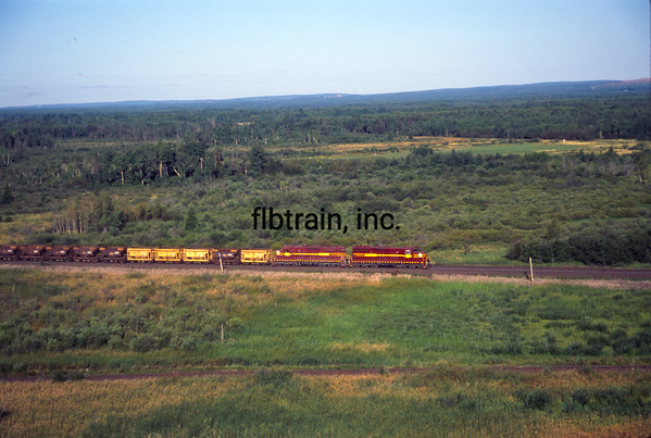 DMIR1995090014 - Duluth, MIssabe & Iron Range, Eveleth, MN, 9-1995